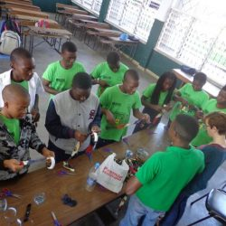 The Environment and Citizenship Project – June – MAPUTO