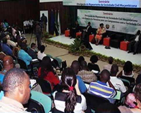 AMOR participated in 'Mapping of Organizations of the Civil Society in Mozambique' – organized by the European Union.