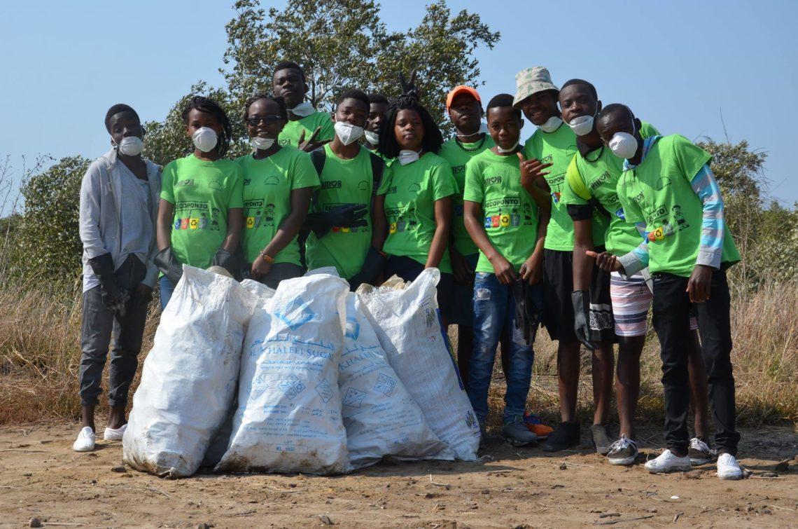 2017 AMOR CACs na operação caco Maputo