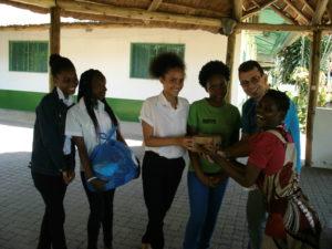 2017 AMOR CAC Visita ao Orfanato Dom Orione